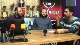 EBU MEDYA – ENES AYAKKABICILIK FUTBOL TURNUVASI 6. HAFTA B GRUBU YORUMLARI