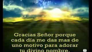 Oscar Medina Señor te doy gracias