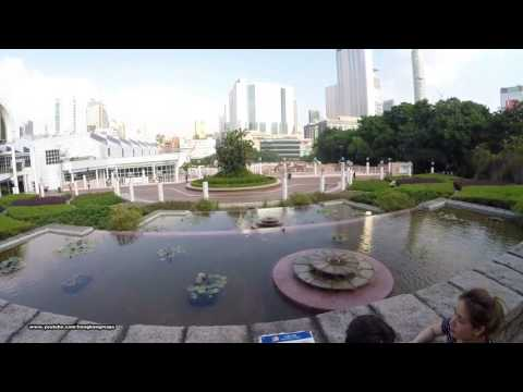 【Hong Kong Day Walk】Kowloon Park