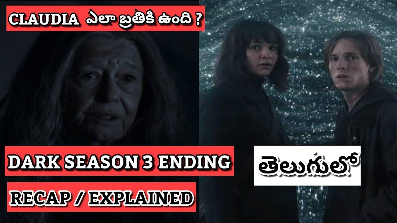 Download Dark Season 3 Episode 8 Explained in Telugu  Dark Ending Explained in Telugu Dark Season 3 Explained