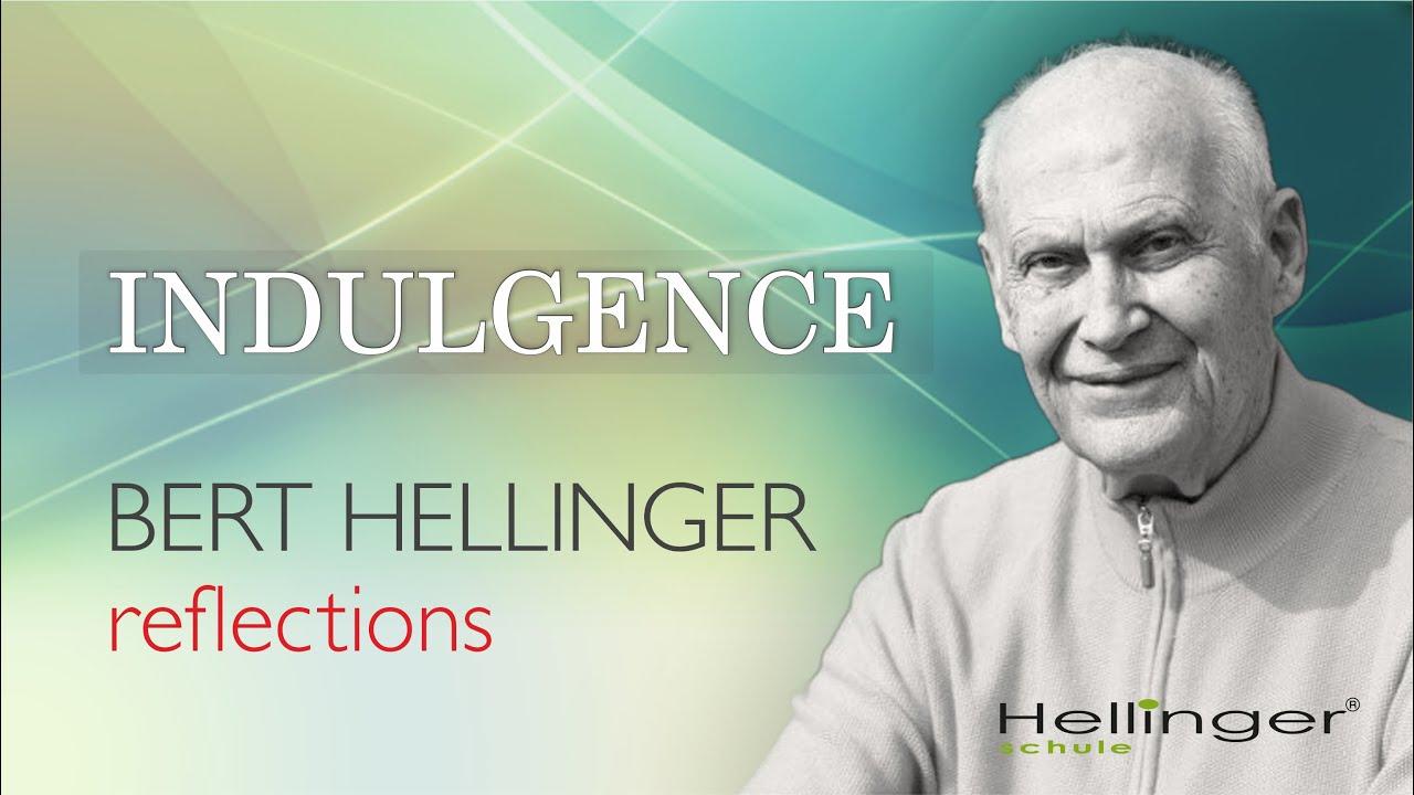 "Reflexión de Bert Hellinger ""La clemencia"""