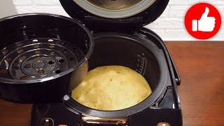 Никогда не надоест Нежный бюджетный КЕКС в мультиварке Простой рецепт кекса к чаю