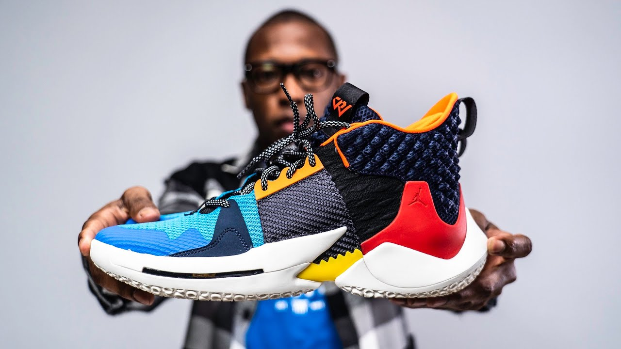 ef63a8f5093 HANDS-ON: JORDAN Westbrook WHY NOT ZER0.2 UNBOXING and Sneaker Review