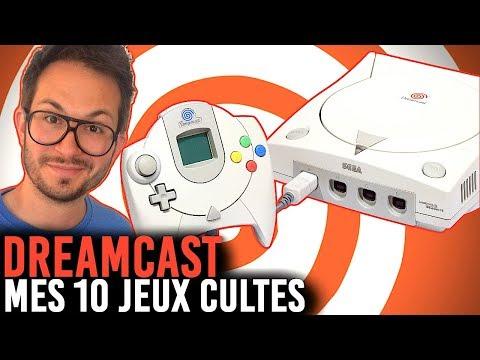 ANNIVERSAIRE DREAMCAST, MES 10 JEUX CULTES !