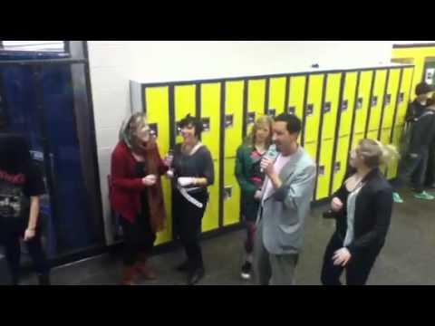 Highland Staff do Karaoke