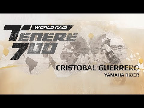 Yamaha Ténéré  World Raid | European Stage - Cristobal Guerrero