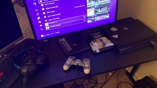 My $500 Gaming Setup !! ( I Worked hard for this)