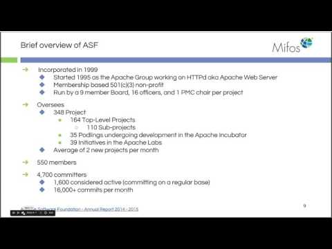 Mifos X and Apache Fineract February 2016 - YouTube