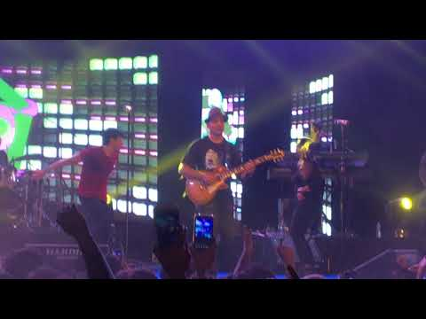 Rock on song concert | Farhan Akhtar Live performance @ IIIT ALLAHABAD | Musicians