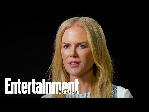 Nicole Kidman: 'The Killing Of A Sacred Deer' Was Like A Different Realm | Entertainment Weekly