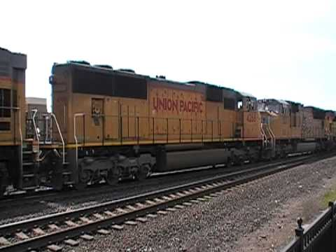 Union Pacific light power units