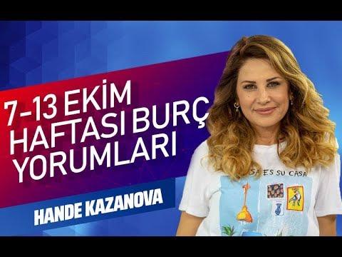 hande-kazanova-7-13-ekİm-haftasi-burÇ-yorumlari-(cevaplatv)