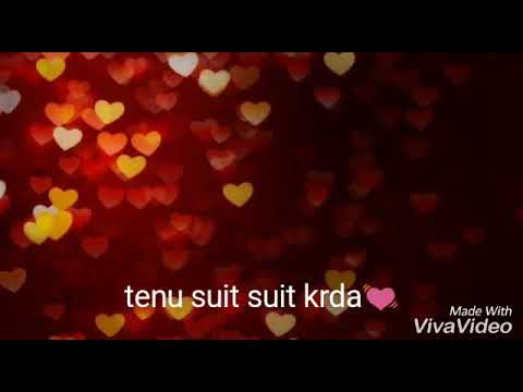 Guru Randhawa Suit Suit New Whatsapp Status Video Free