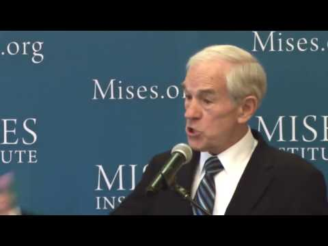 Freedom Doesn't Come From Government - Ron Paul