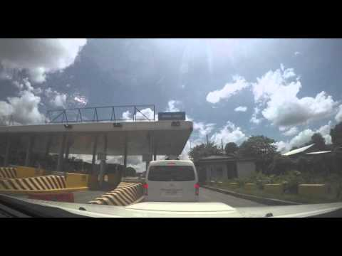 STAR Tollway (Batangas City to Lipa) - Time Lapse