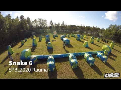 Snake 6 - SPBL2020 Rauma