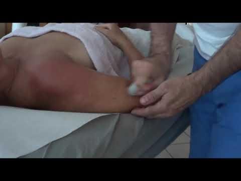 Массаж плечевого сустава(Плече-лопаточный периартрит),  Masaje De Hombro, Shoulder Massage, 肩部按摩