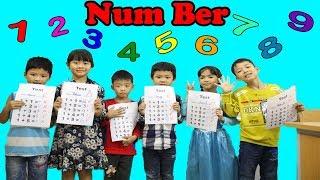 Kinderlieder und lernen Farben lernen Farben spielen Spielzeug in der Schule Kinderlieder Wort#08