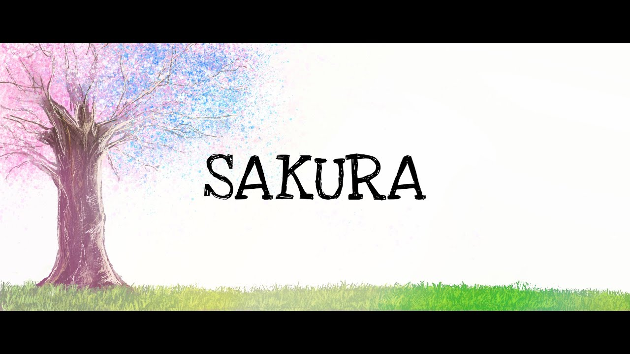 SO-SO - Sakura (Lyric Video) ft. Kimura Rin