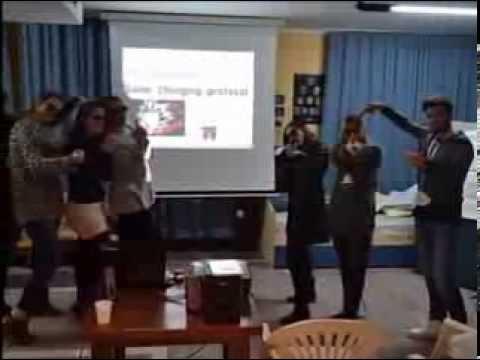 Winter Motivation Seminar '13 | AIESEC UoM Thessaloniki