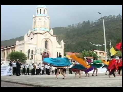 Banda y Grupo de Danza Unidad Educativa Paccha