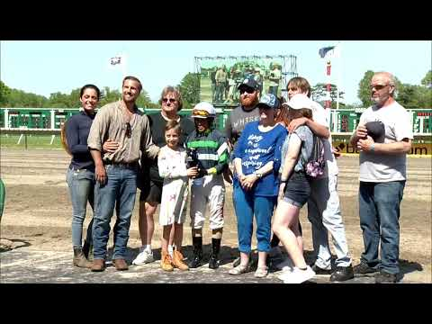 video thumbnail for MONMOUTH PARK 5-18-19 RACE 6