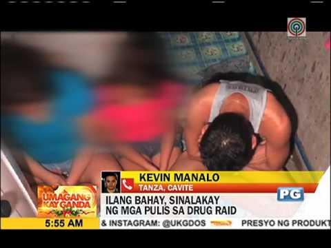 3 huli sa drug raid sa Cavite