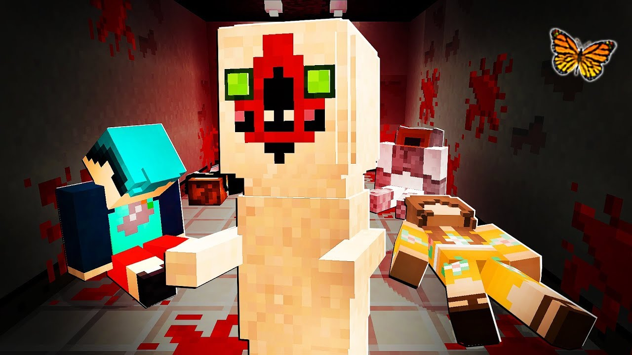 Minecraft Scp 173 I Am The Scp Containment Breach Youtube