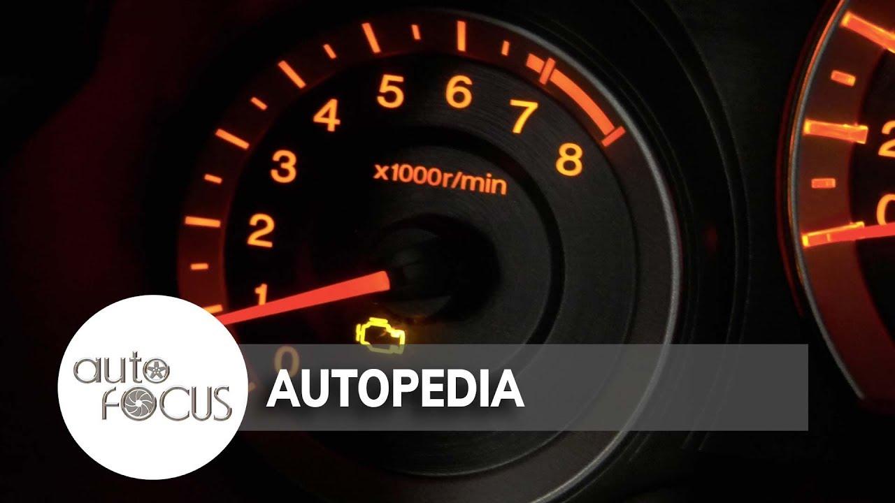 Check Engine Light   Autopedia