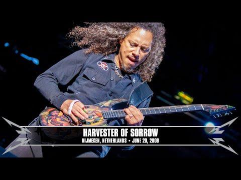 Metallica: Harvester of Sorrow (MetOnTour - Nijmegen, Netherlands - 2009)