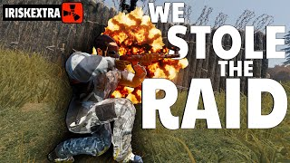 DID WE REALLY STEAL THIS RAID?! (2/2) (Rust)
