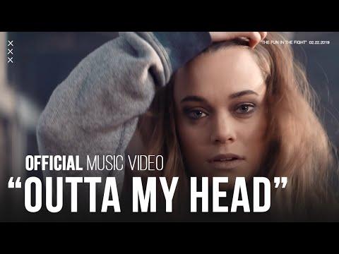 Jocelyn & Chris Arndt - Outta My Head (Official Music Video) Mp3