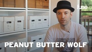 Peanut Butter Wolf | Crate Diggers