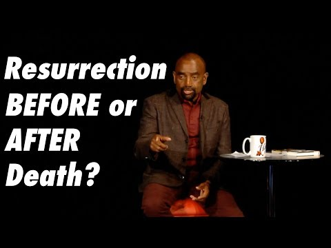 Was Jesus Resurrected BEFORE or AFTER He Died? (Church, Oct 15)