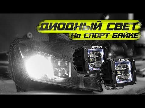 Светодиоды для мотоцикла