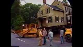Hetfield House Mountainside, NJ Move 6/29/85