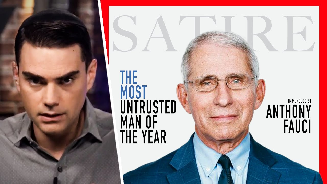Shapiro Reacts to Fauci Pushing MASKS For Vaccinated People