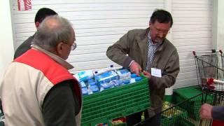 Solidarité : une collecte de denrées au profit des Restos du Coeur