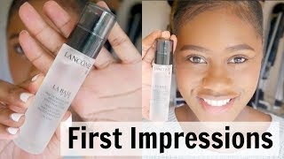 1st IMPRESSIONS: LANCOME LA BASE PRO PRIMER | WORTH THE PRICE?