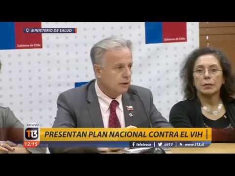Ministerio de Salud anuncia Plan Nacional contra VIH/Sida