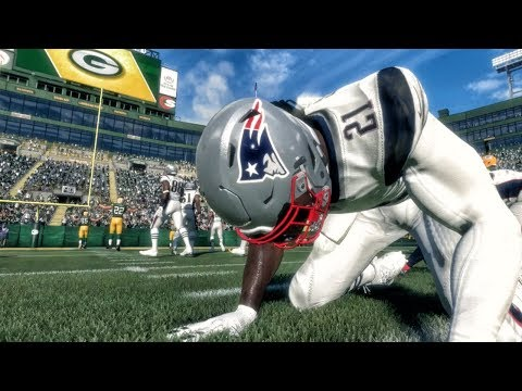 BRIDGES GETS KNOCKED OUT AT LAMBEAU FIELD! Madden 18 Career Mode Gameplay Ep. 25