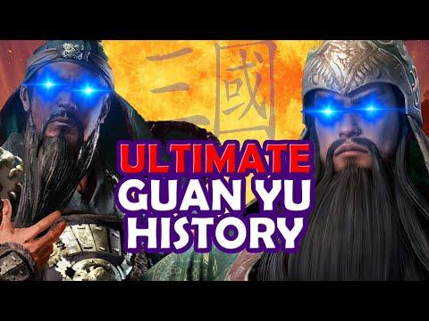 Guan Yu: God
