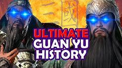 Guan Yu: God of War in Chinese Mythology explained  | Romance of The Three Kingdoms | Myth Stories
