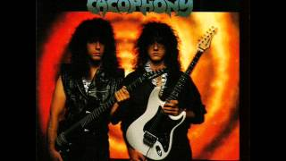 Cacophony - Speed Metal Symphony(1987) Full Album