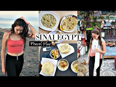 Sinai ,Egypt Travel Vlog