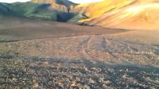 Climbing Mt Hekla Volcano Iceland Part 3