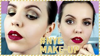 2015 New Years Eve Makeup | Wearabelle Thumbnail