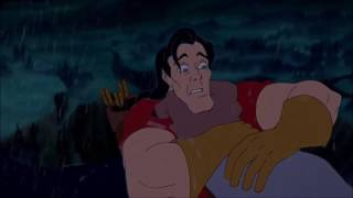beauty and the beast gaston vs beast gastons death hd