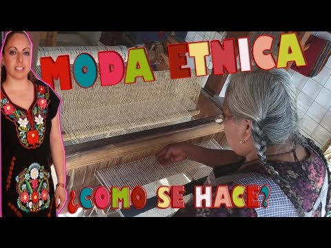 Teotitlan del valle Oaxaca - Textiles moda etnica