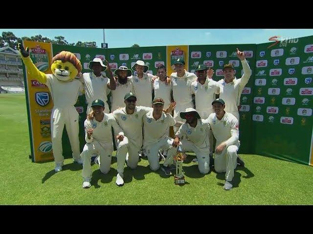 South Africa vs Pakistan | 3rd Test Presentation
